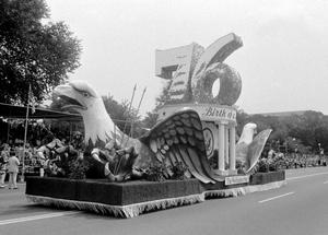 Bicentennial Celebration, 1976, Smithsonian Institution Archives